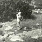 Turysta jak się patrzy czyli mały ja w Tatrach