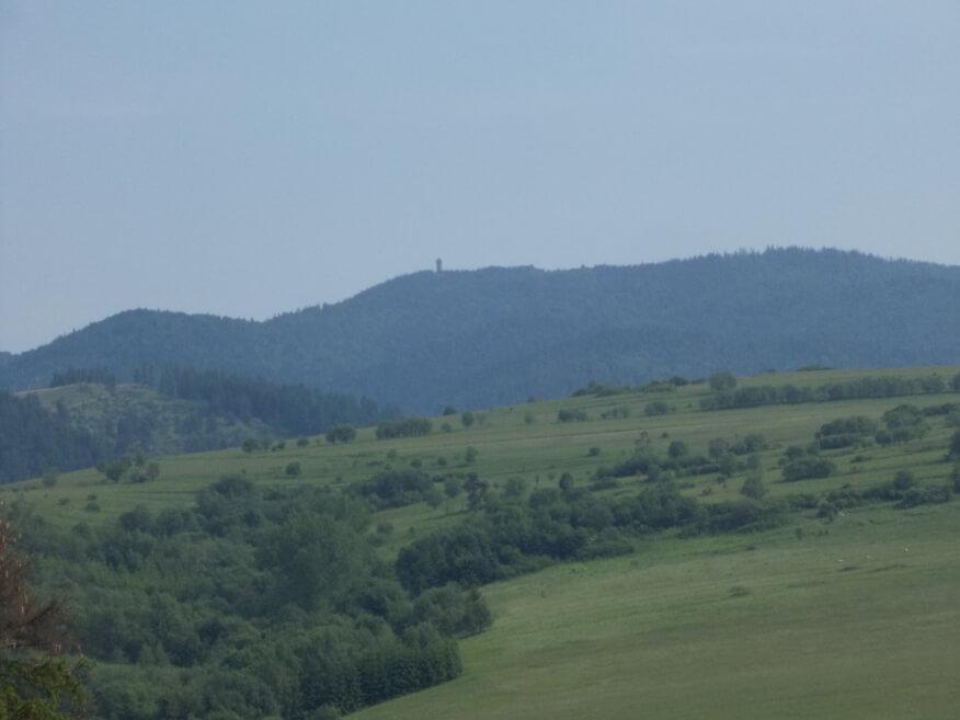 Luban z zamku w Czorsztynie