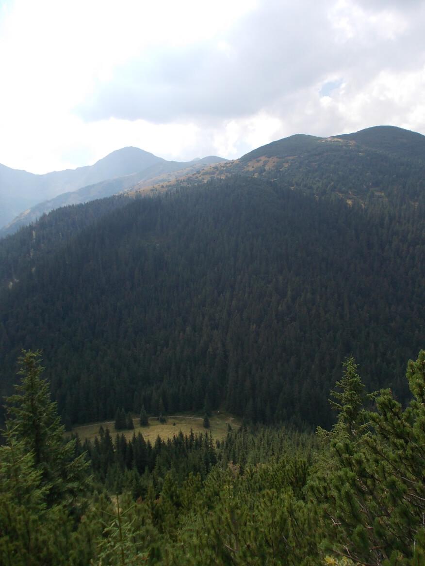 Wołowiec, Rakoń, Grześ oraz Przełęcz Bobrowiecka