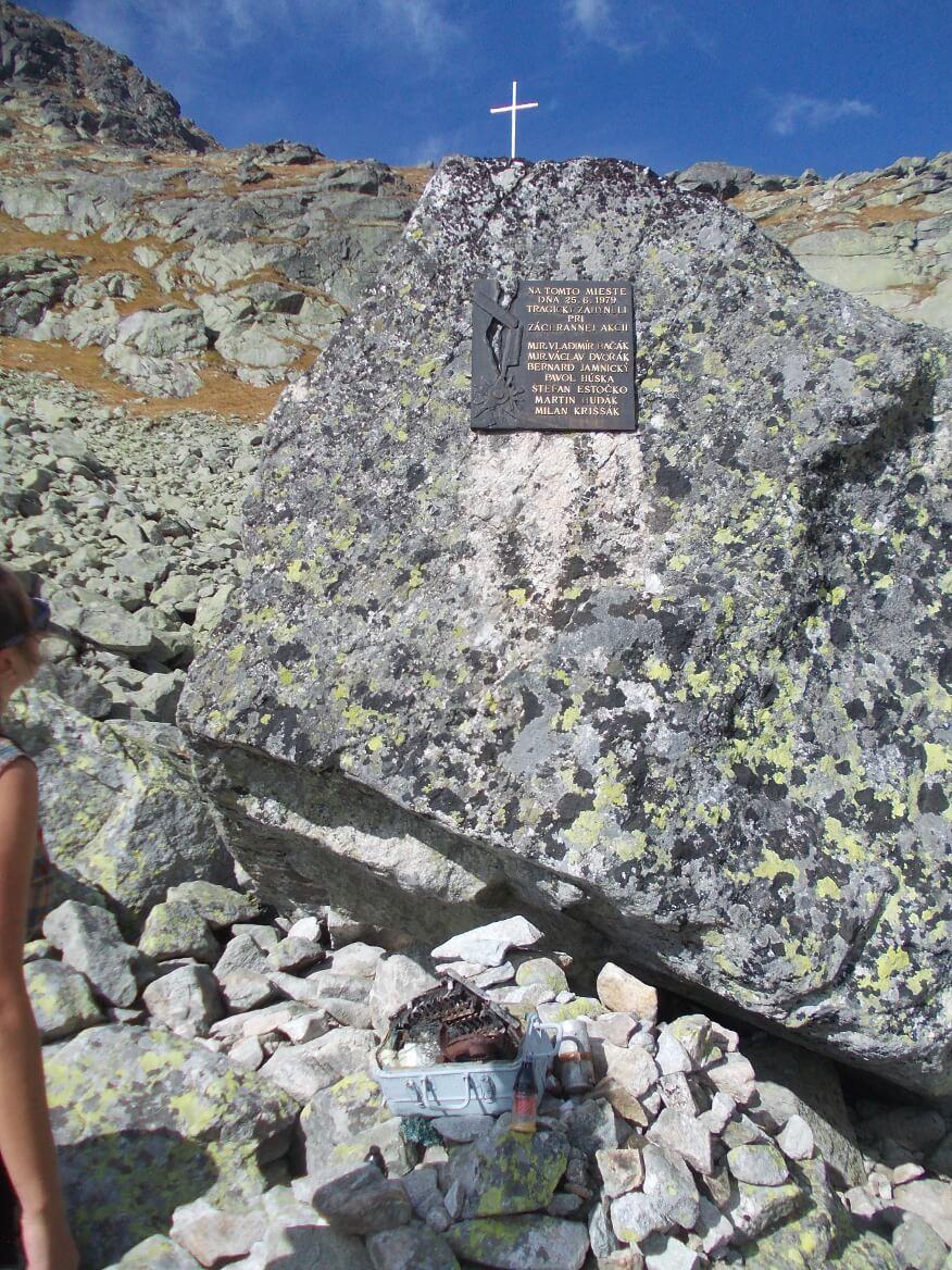 Pamiątkowy kamień