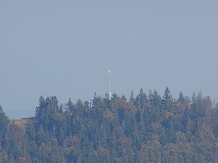 Krzyż na Bendoszce Wielkiej