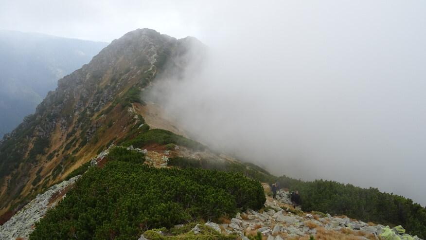 Chmury zalewające Otargańce