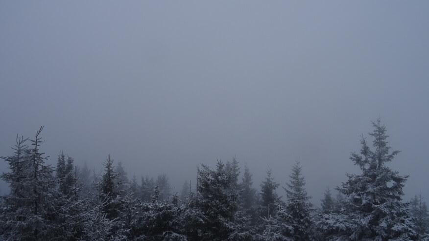 Widoki z wieży na Czarnej Górze