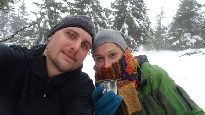 My na Małym Śnieżniku
