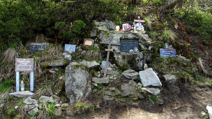 Cmentarz ludzi gór