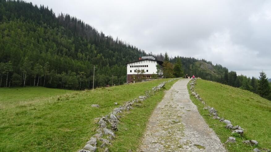 Hotel Górski na Kalatówkach