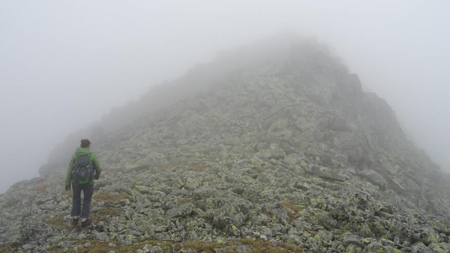 Kopuła szczytowa Huncowskiego