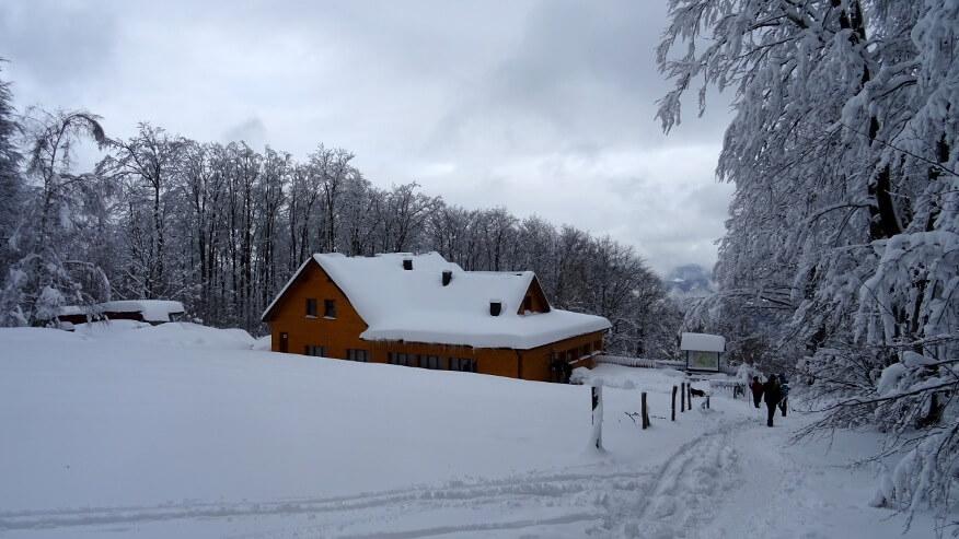Dom Turystyczno-Rekolekcyjny na Chrobaczej Łące