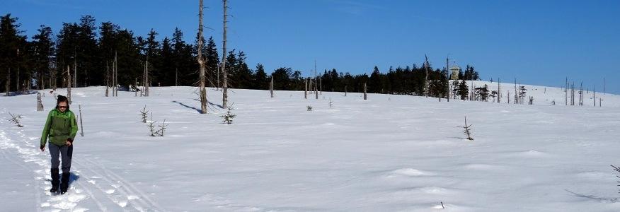 Zimowa Barania Góra