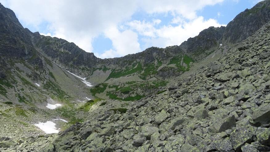 Dolina Jagnięca ze szlakiem na Jagnięcy