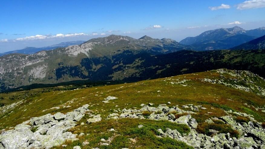 Graniczące z Kosowem pasmo Gór Przeklętych