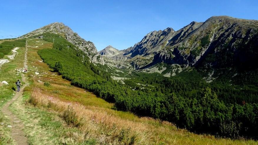 Skrajne Solisko i Dolina Młynicka