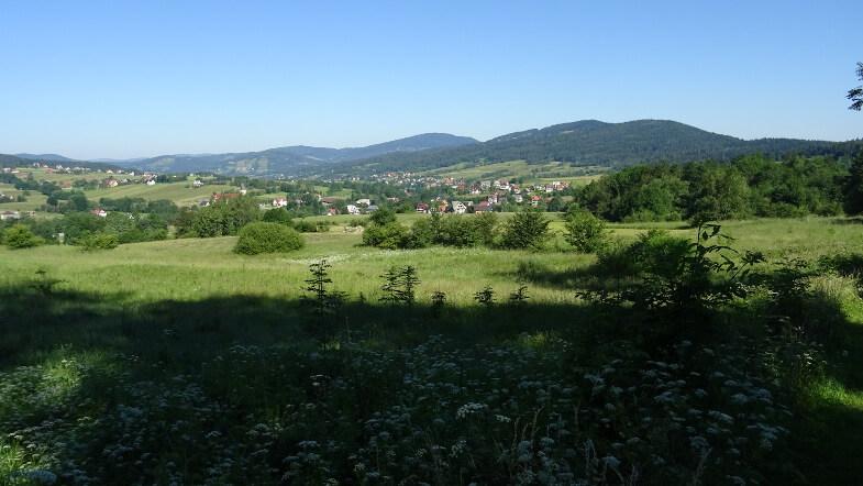 Wierzbanowska Góra i Lubomir