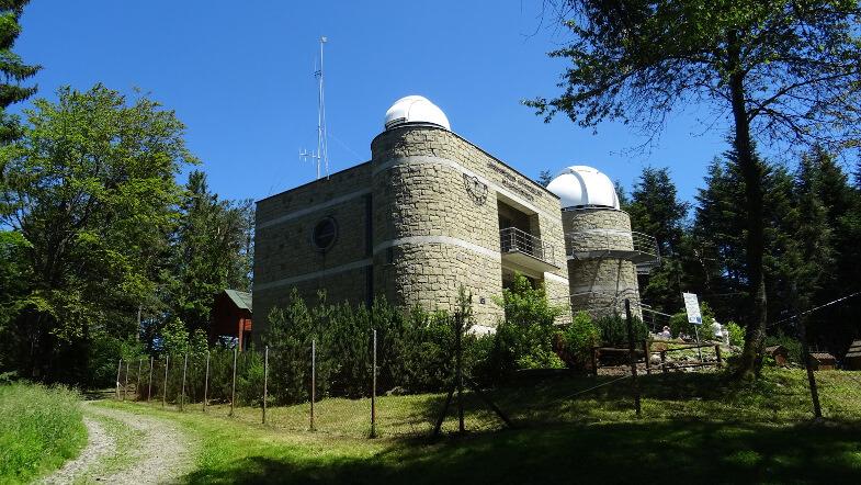 Obserwatorium astronomiczne im. Tadeusza Banachiewicza na Lubomirze