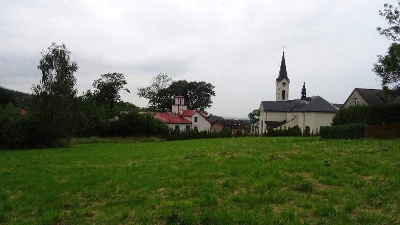 Kościół w Straconce