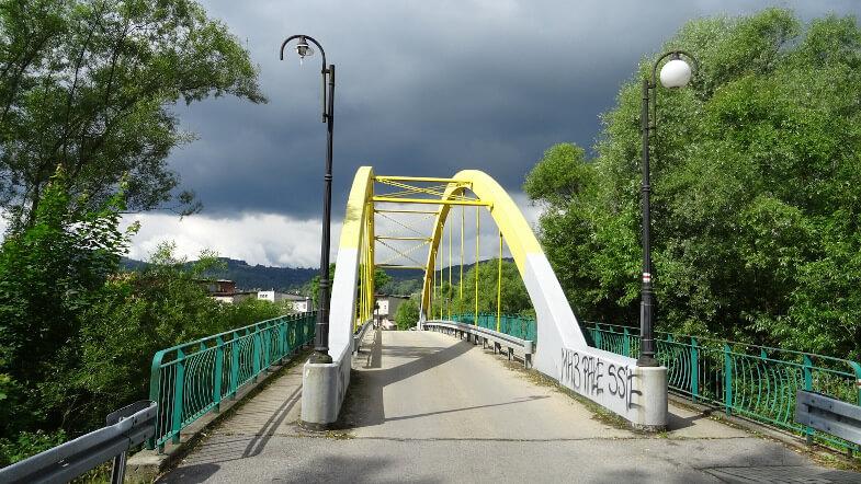 Most na Paleczce w Zembrzycach