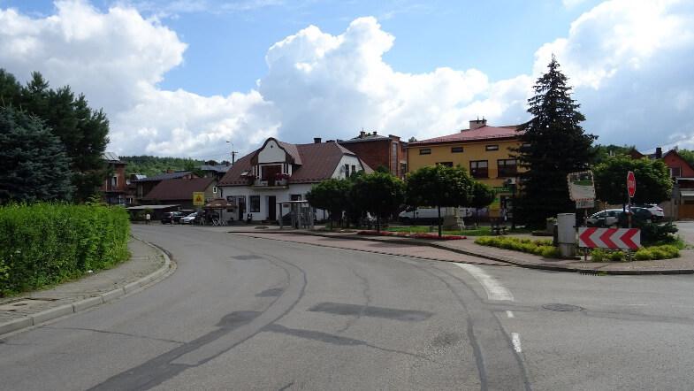 Nasza cukiernio-kawiarnia w centrum Zembrzyc