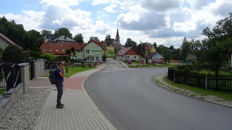 Centrum Krzeszowa
