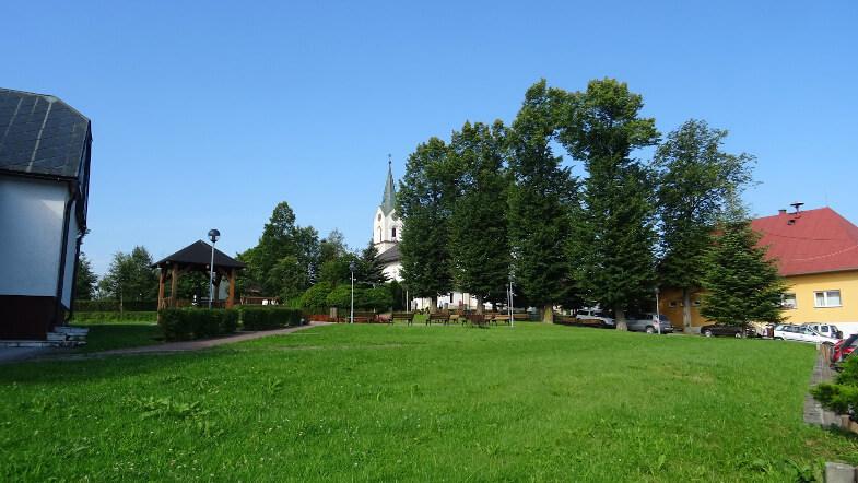 Kościół w Mutnem