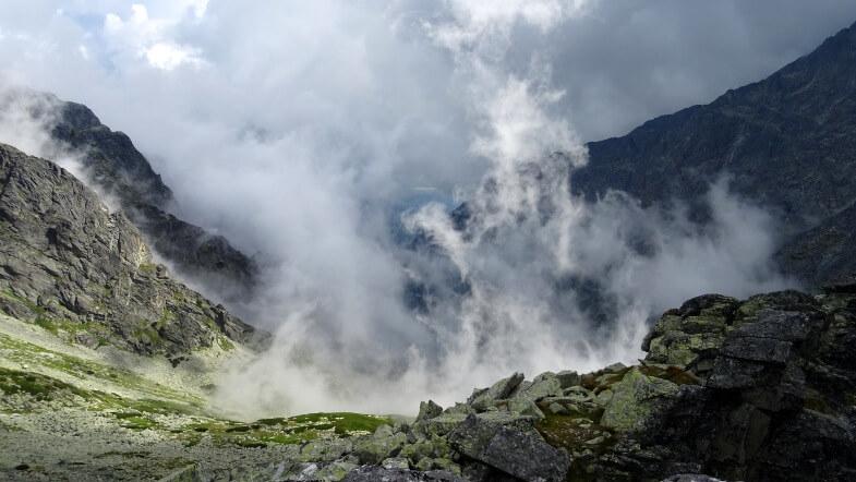 Taniec chmur